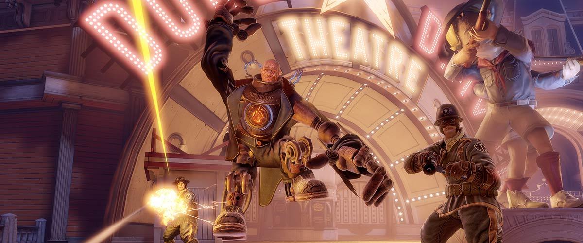 2K desarrolla BioShock Infinite