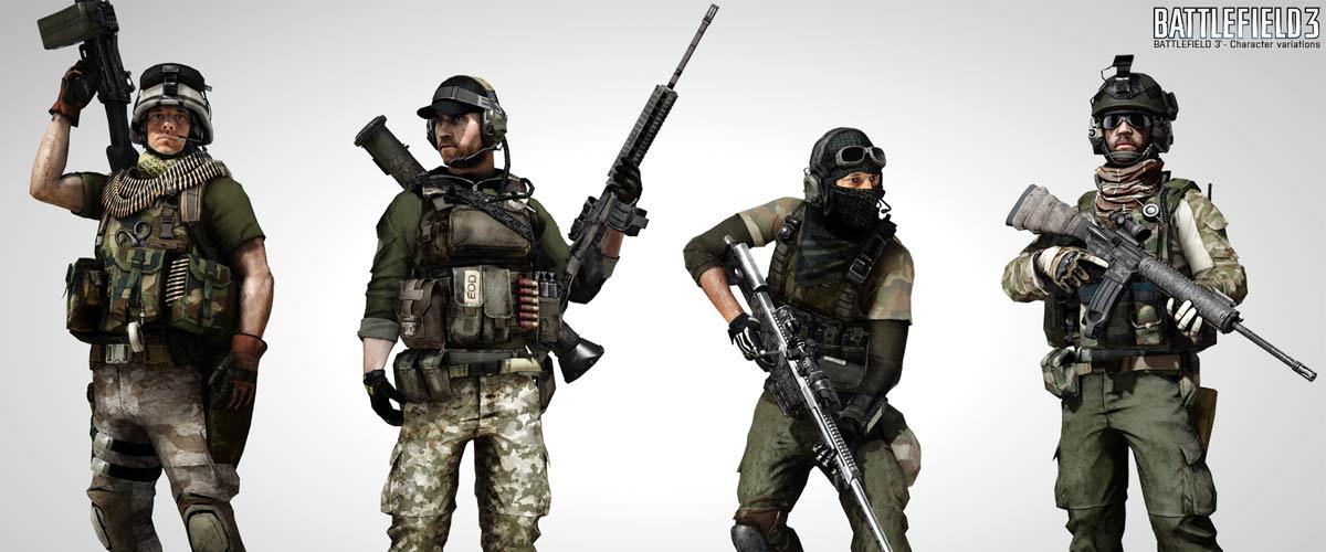 Battlefield 3 se puede convertir en el shooter del año