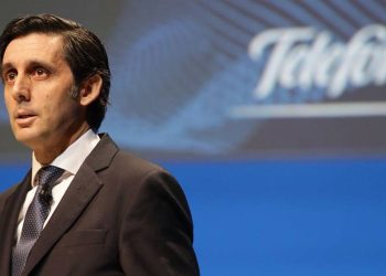 José María Álvarez-Pallete, presidente de Telefónica en Latinoamérica