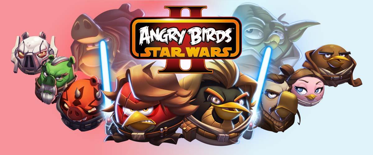 Angry Birds Star Wars dos es la apuesta de Disney
