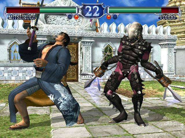Soul Calibur para Xbox 360 y PS3