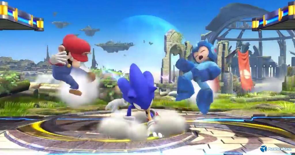Sonic smash bros kabukis todo sobre videojuegos aplicaciones y