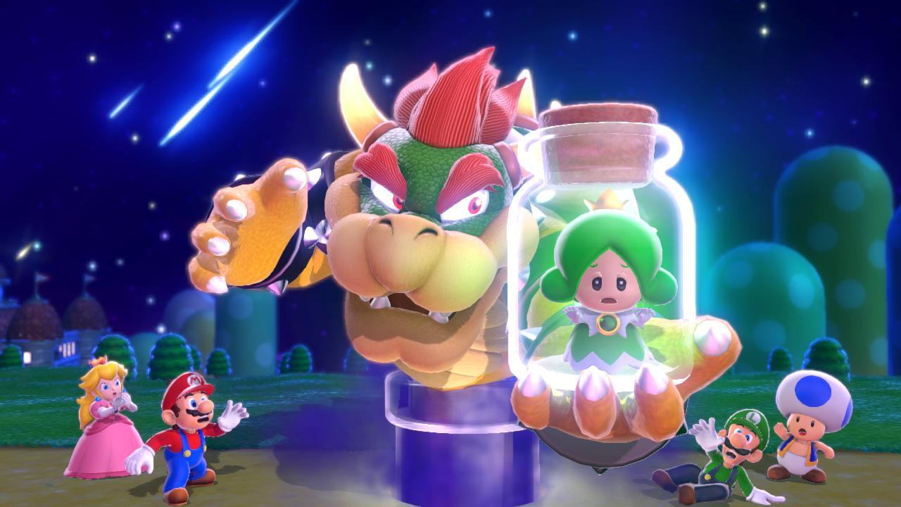 Nintendo nos tiene en el bote.
