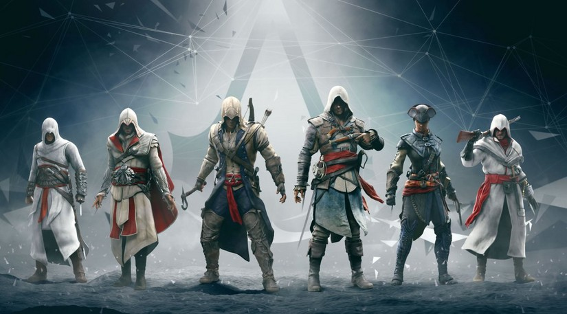 Assassins Credd: Unity