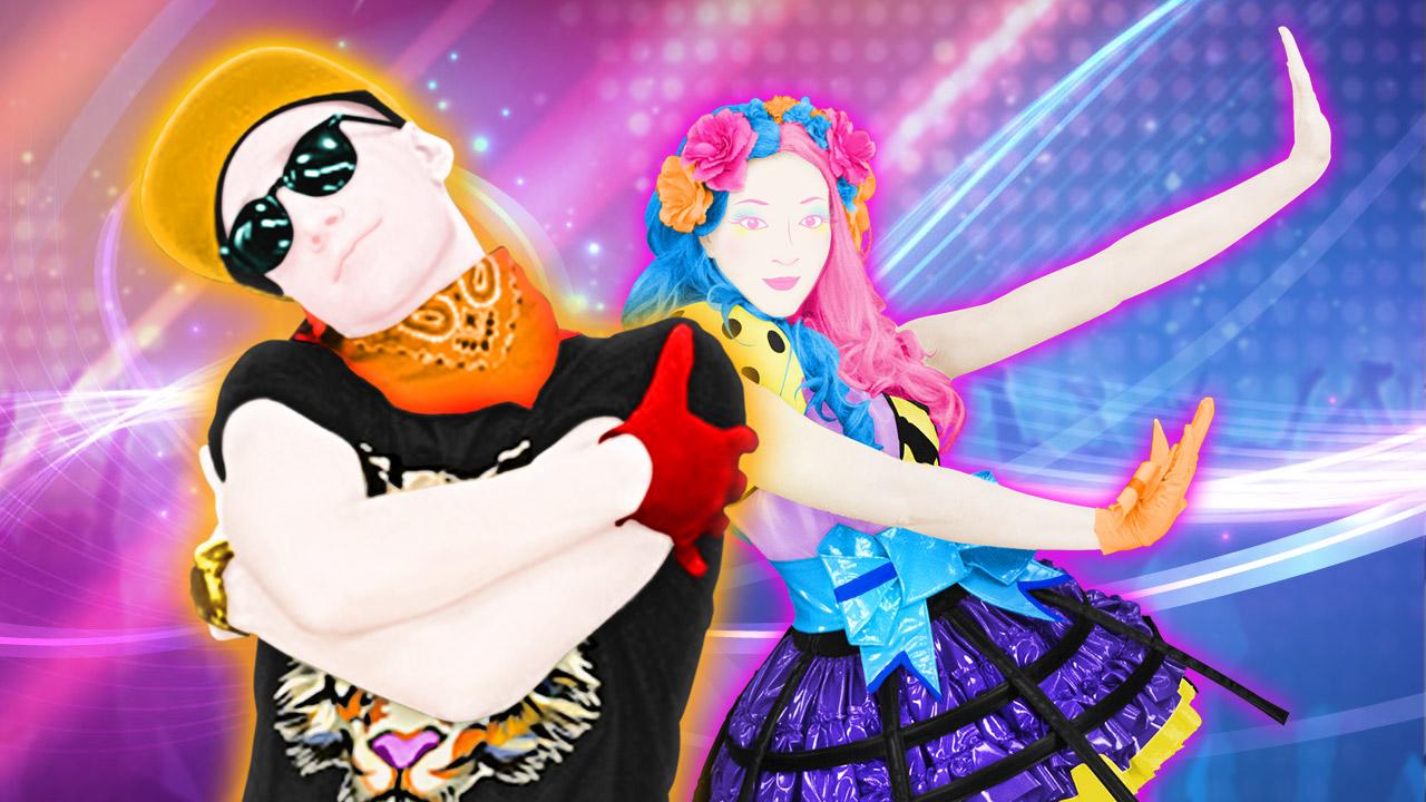 just dance 2105