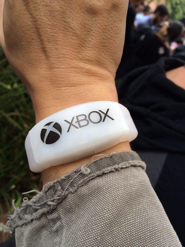 Pulsera Xbox