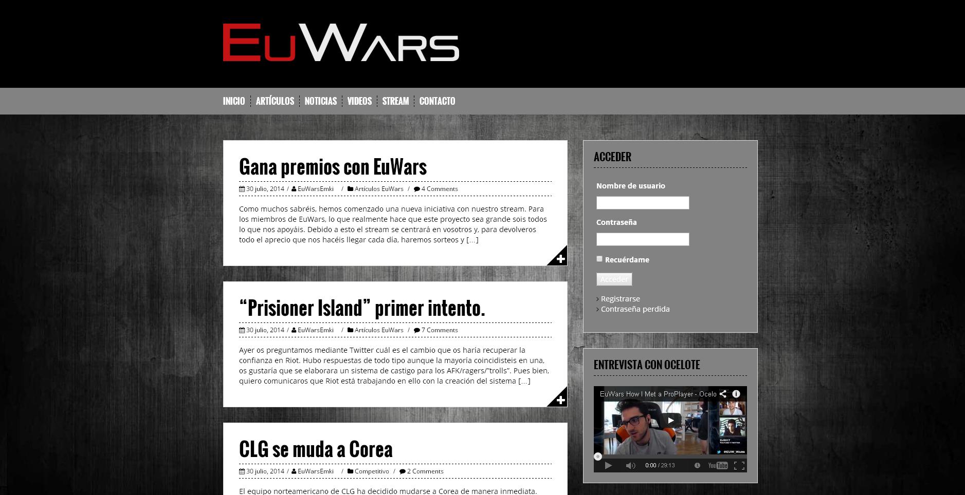 EUWars