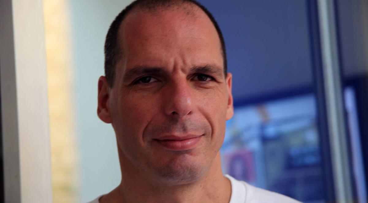 Yanis Varoufakis podría ser el primer ministro de economía proveniente del sector de los videojuegos.