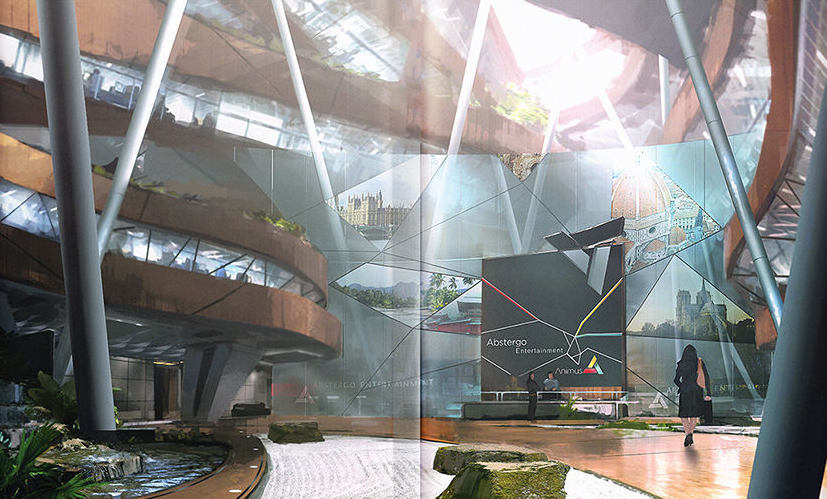 Aquí vemos un puzzle lleno de pistas sobre los presentes y futuros Assassin's Creed.