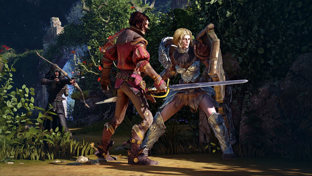 fable legends personajes