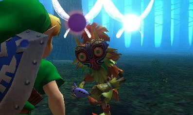 Nuevas hadas en un nuevo Zelda.