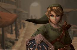 Link es así de molón con el gorro al viento.