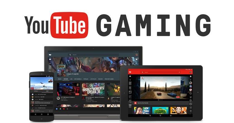 web Youtube Gaming