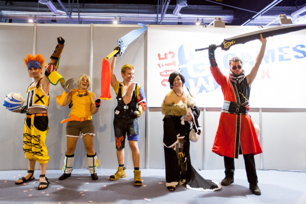 finalfantasy cosplay