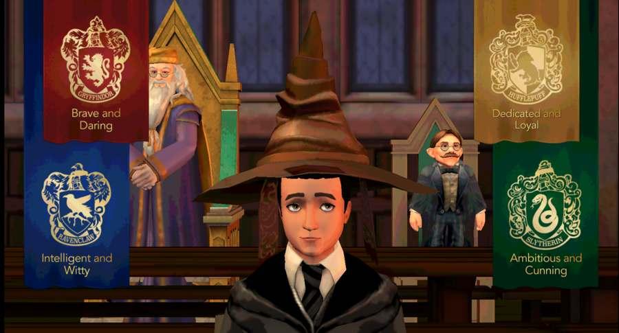Hogwarts Mistery flojea bastante