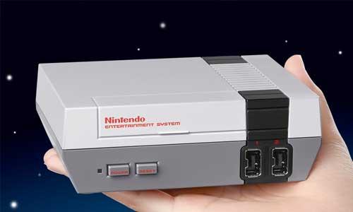 Nintendo volverá a poner a la venta la NES Mini