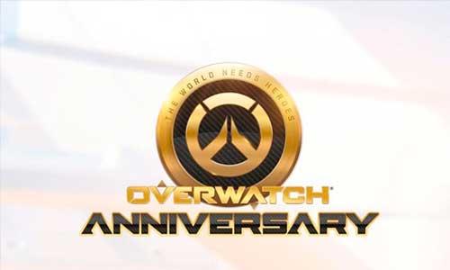 Mañana comienza el aniversario de Overwatch