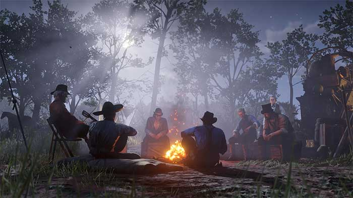 Red Dead Redemption II: nuevos detalles y galería de capturas