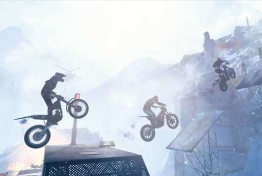 E3 2018 Avance de Trials Rising
