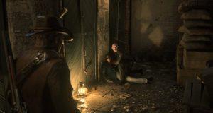 Red Dead Redemption 2 cazar al vampiro