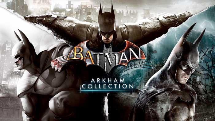 Batman: Arkham Collection, todo el Caballero Oscuro en formato de lujo