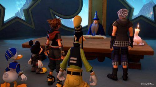Kingdom Hearts 3 - Torre Misteriosa