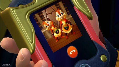 Kingdom Hearts 3 - Chip y Dale