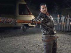 Negan de The Walking Dead dará el salto a los videojuegos