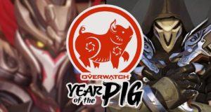 Año Nuevo Lunar en Overwatch