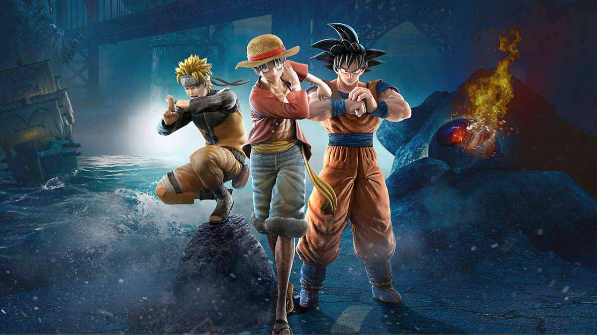 Jump Force: Estos son los 40 personajes jugables