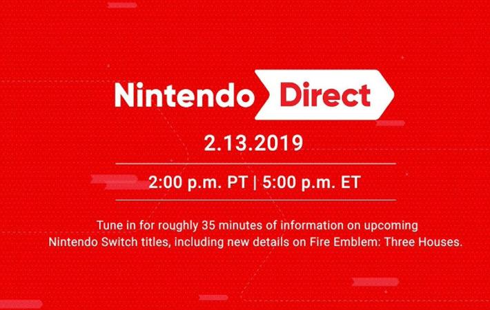 Nintendo desvelará nuevos planes de futuro en un directo