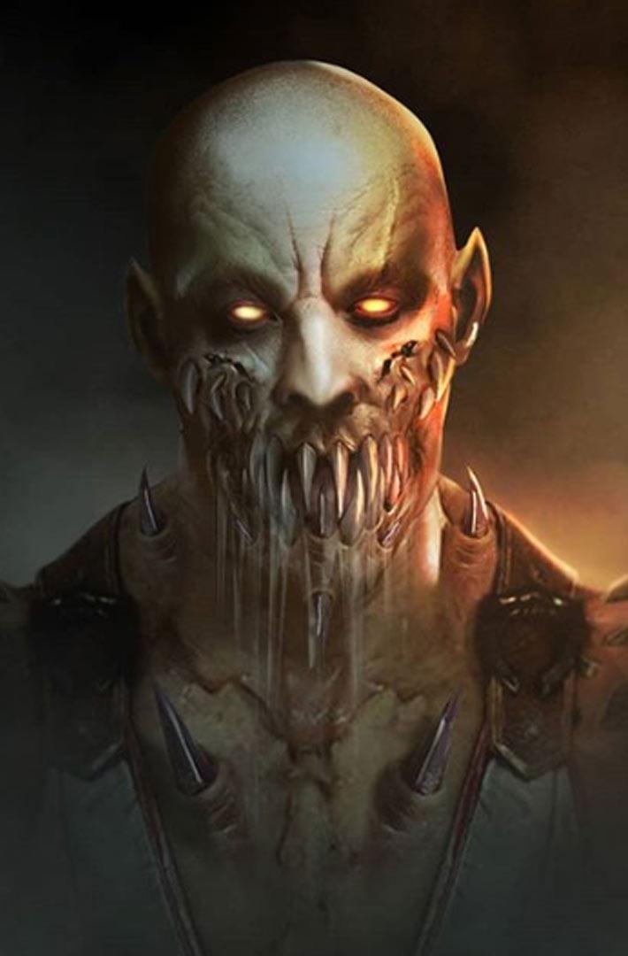 Mortal Kombat 11: Gal Gadot, la Mileena desenmascarada