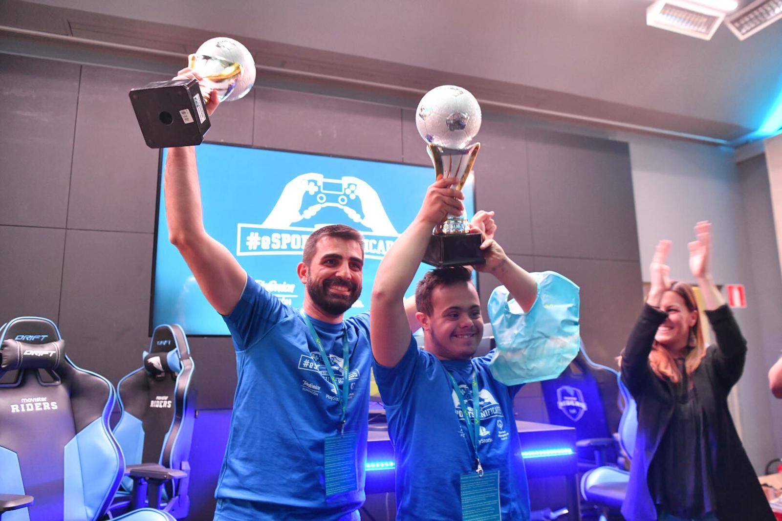 Final I Liga de eSports Unidficados del Mundo_Fundacion Telefonica