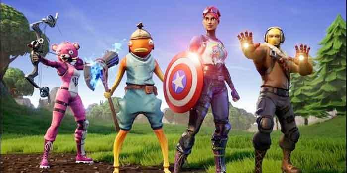 Fortnite presenta las skins de Vengadores: Endgame