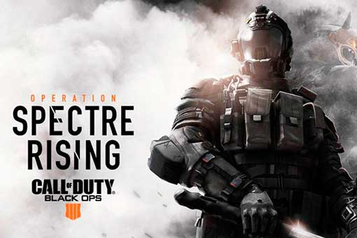 Call of Duty Black Ops 4 Spectre Rising