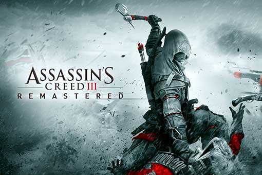 N Switch Assassins Creed III