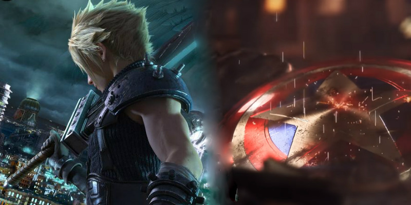 Remake Final Fantasy VII y Avengers Project