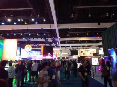 Paneles E3 2019