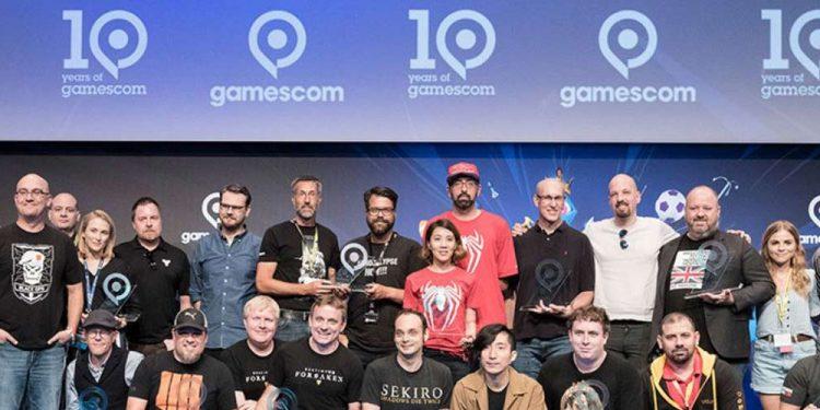 Premiados de la Gamescom 2018