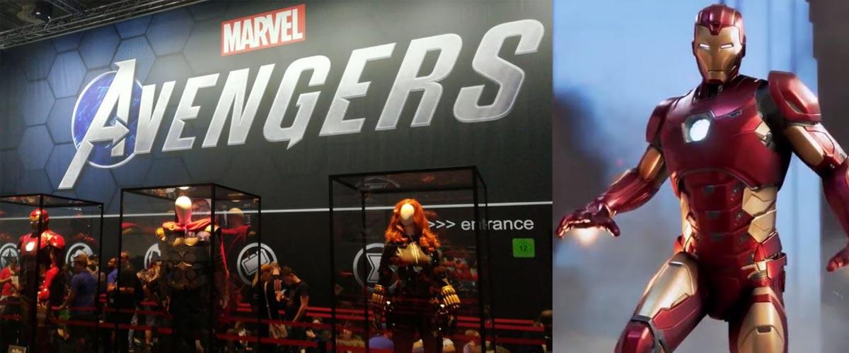 Marvels Avengers en la Gamescom 2019
