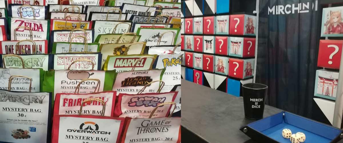 Las Mistery Box como propuesta de marketing