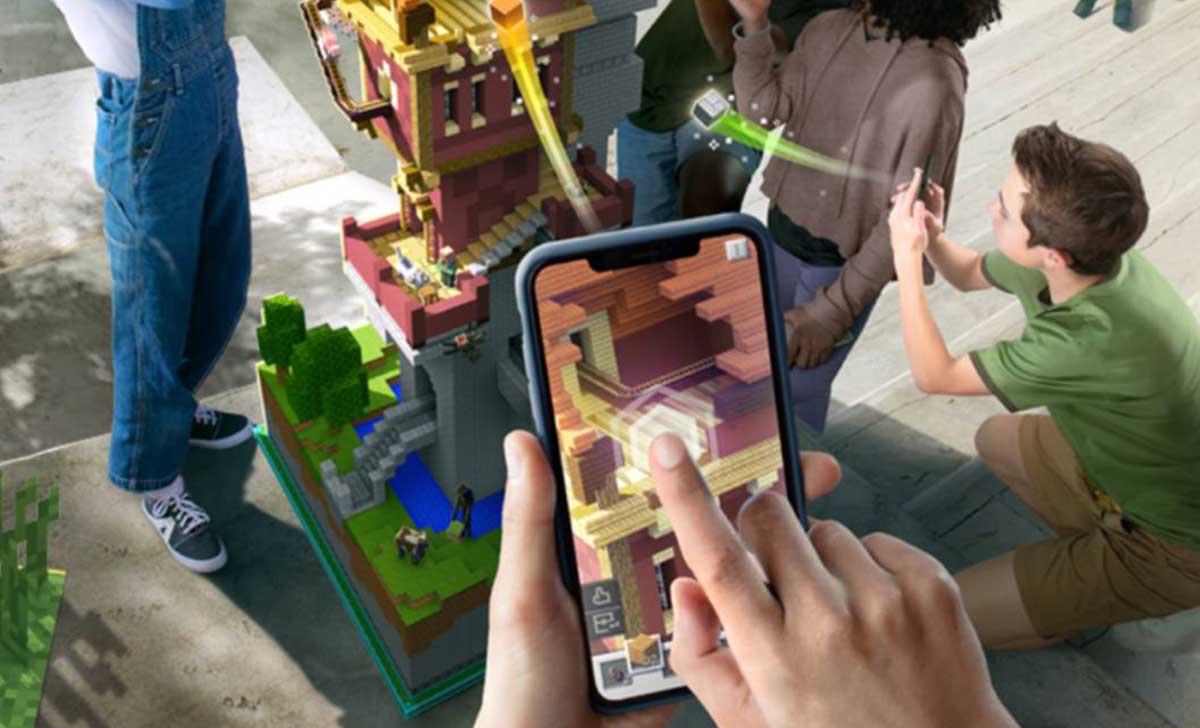 Minecraft Earth: cómo descargarlo y con qué móviles es compatible