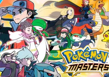 Pokémon Masters ya está disponible en iOS y Android