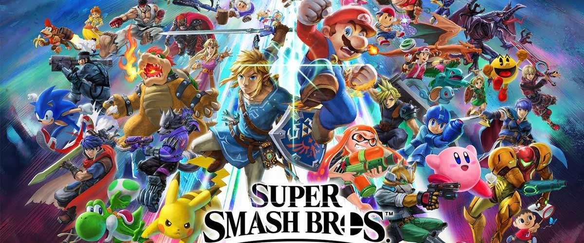 Super Smash Bross Marc Briansó