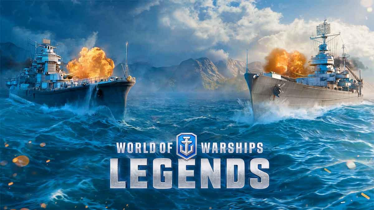World of Warships: Legends | Tráiler y fecha de lanzamiento (Juego gratis)