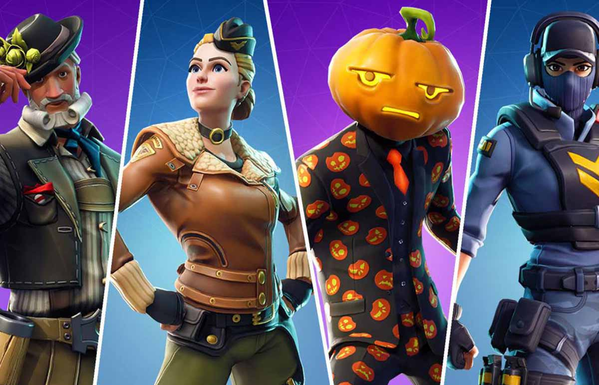 Fortnite Battle Royale tendrá bots durante la Temporada 11