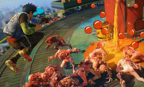 Sony confirmó que posee los derechos de Sunset Overdrive