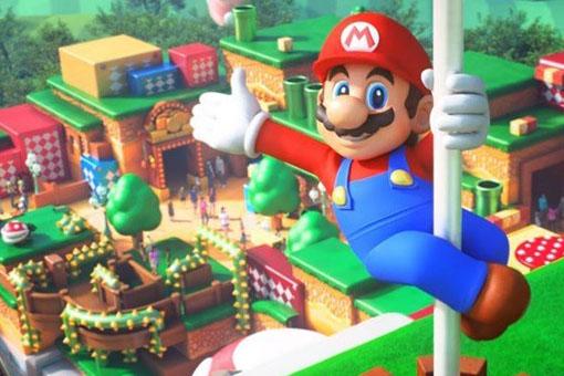 Super Nintendo World debutará con dos atracciones y contará con una pulsera magnética