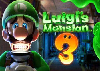 Luigi's Mansion 3 mostró su divertido modo multijugador