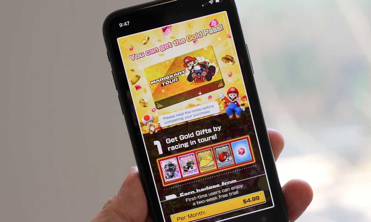Mario Kart Tour: descubre cómo conseguir el Pase Dorado gratis por 15 días